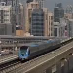 فيديو| الأول خليجيا.. 9 سنوات على تشغيل مترو دبي