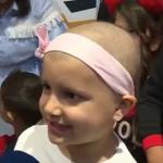 فيديو| لتعزيز الثقة بالنفس.. ديفيله لمركز سرطان الأطفال في لبنان