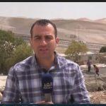 مراسل الغد: مواطنون يتصدون لمحاولة اقتحام المستوطنين «الخان الأحمر»