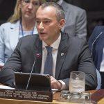 ملادينوف يدين القرار الأمريكي بشرعنة المستوطنات الإسرائيلية
