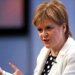 ستيرجن: الاستقلال هو الحل لمشكلة إسكتلندا بسبب خروج بريطانيا من الاتحاد الأوروبي