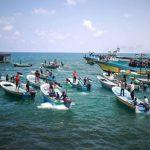 الاحتلال يقرر إعادة فتح بحر غزة بمساحة 6 أميال ابتداء من الليلة