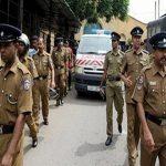 تظاهرة حاشدة تأييدا لرئيس الوزراء المقال في سريلانكا
