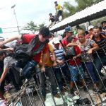 المهاجرون من أمريكا الوسطى يستأنفون رحلتهم نحو الولايات المتحدة