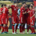 بايرن ميونيخ يفوز على ميلانو في كأس الأبطال الدولية