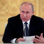بوتين يتهم رئيس أوكرانيا بافتعال مواجهة بحرية لزيادة شعبيته