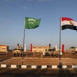 صور| انطلاق فعاليات (تبوك – 4) بمشاركة القوات المصرية والسعودية