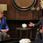 العاهل الأردني وميركل يبحثان هاتفيا سبل التعاون بين البلدين