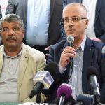 رئيس الوزراء الفلسطيني يزور الخان الأحمر