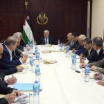 عباس: مجبرون ومضطرون لتنفيذ ما يقرره المجلس المركزي نهاية الشهر