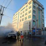 7 قتلى بانفجار سيارة مفخخة في أحد أسواق مقديشو