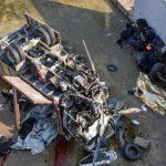 ارتفاع عدد ضحايا تحطم الشاحنة التركية إلى 22 قتيلا