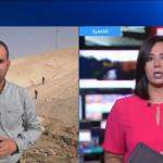 فيديو| قوات الاحتلال تحاول اقتحام الخان الأحمر والمعتصمون يتصدون لها