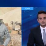 فيديو| مراسل الغد: إصابة 6 فلسطينيين خلال اقتحام قوات الاحتلال الخان الأحمر