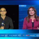 فيديو| مراسل الغد: غالبية الإصابات في جمعة «انتفاضة القدس» بالرصاص الحي