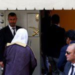 النائب العام السعودي يتفقد قنصلية بلاده في إسطنبول
