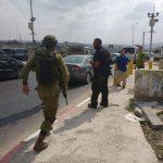 جيش الاحتلال يعلن اعتقال منفذ عملية حوارة جنوب نابلس بالضفة الغربية