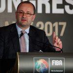 وفاة باومان الأمين العام للاتحاد الدولي للسلة في أولمبياد الشباب