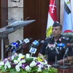 فيديو| في احتفالها بالذكرى الـ45 لإنشاءها.. استعراض لقدرات القوات الجوية المصرية