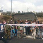 إصابة فلسطينيين اثنين برصاص الاحتلال شرق رام الله بزعم محاولة تنفيذ عملية طعن