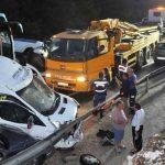مقتل 15 شخصا إثر تحطم شاحنة تقل مهاجرين في تركيا