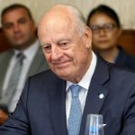 المبعوث الأممي إلى سوريا يتخلى عن منصبه
