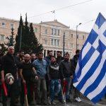 إضراب لوسائل الإعلام في اليونان عشية تحرك واسع الأربعاء