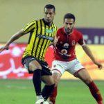 المقاولون يخطف الفوز من الأهلي بالدوري المصري