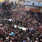 منظمة التحرير: استشهاد 29 مواطنا وإصابة 312 آخرين الشهر الماضي