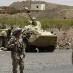 طائرات مسيرة للحوثيين تهاجم عرضا عسكريا للجيش اليمني وسقوط قتلى