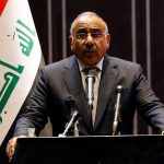 عبد المهدي: غياب التوافق سبب تعثر استكمال الوزارات العراقية