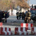 مقتل 10 أشخاص في هجوم على مجمع لشركة في كابول