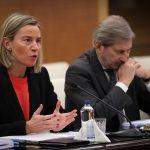 الاتحاد الأوروبي يأمل أن تفرج تركيا قريبا عن المعارض الكردي دميرتاش