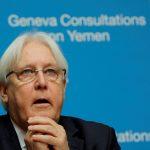 جريفيث: مشاورات السلام اليمنية تسير بروح إيجابية