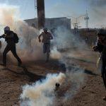 المكسيك تدعو لإجراء تحقيق فى إطلاق أمريكا الغاز المسيل للدموع عند الحدود