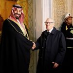 ولي العهد السعودي: العلاقات بين المملكة وتونس جيدة