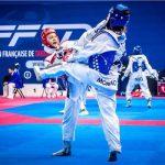 المصرية هداية ملاك تحرز ذهبية بطولة فرنسا المفتوحة للتايكوندو وتقترب من طوكيو 2020