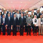 السيسي يشهد افتتاح الدورة 22 لمؤتمر «كايرو آي سي تي»