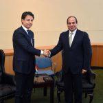 السيسي يدعو الى تسوية سياسية شاملة في ليبيا بدعم من الأمم المتحدة