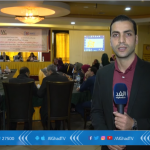 فيديو| كواليس مؤتمر حرية الرأي والتعبير في غزة
