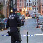 إصابة شرطي في هجوم بسكين في بروكسل