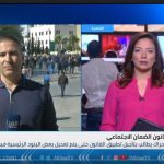 فيديو| المتظاهرون الفلسطينيون يطالبون بإسقاط قانون الضمان الاجتماعي