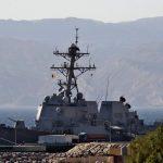 سفينتان للبحرية الأمريكية تعبران مضيق تايوان