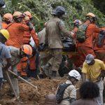 9 قتلى بانزلاق للتربة قرب ريو دي جانيرو