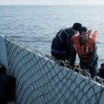 إنقاذ ثمانية مهاجرين في المانش