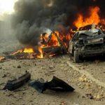 مقتل 5 وإصابة 14 في انفجار سيارة ملغومة بالموصل
