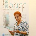 افتتاح الدورة الرابعة من مهرجان الأفلام الفنية الوثائقية في بيروت