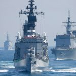 البحرية الإيرانية تدشن سفينة حربية لا يكشفها الرادار