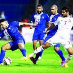 الكويت يتغلب علي الإمارات بهدفين نظيفين وديـا