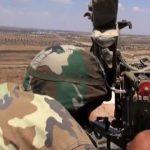 الجيش السوري يحبط محاولة تسلل لمجموعات إرهابية في ريف حماة